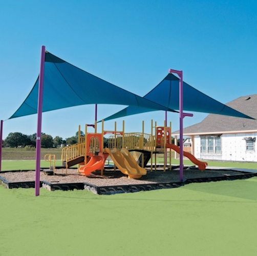 Sail Shade & Topline Services - Commercial Playground Equipment